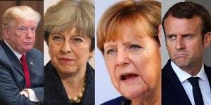 Trump and European allies